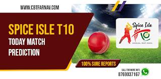 CP vs SS 8th Match Spice Isle T10  100% sure Match Prediction