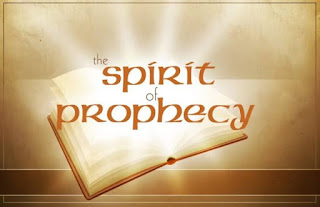 Spirit of prophecy part 6