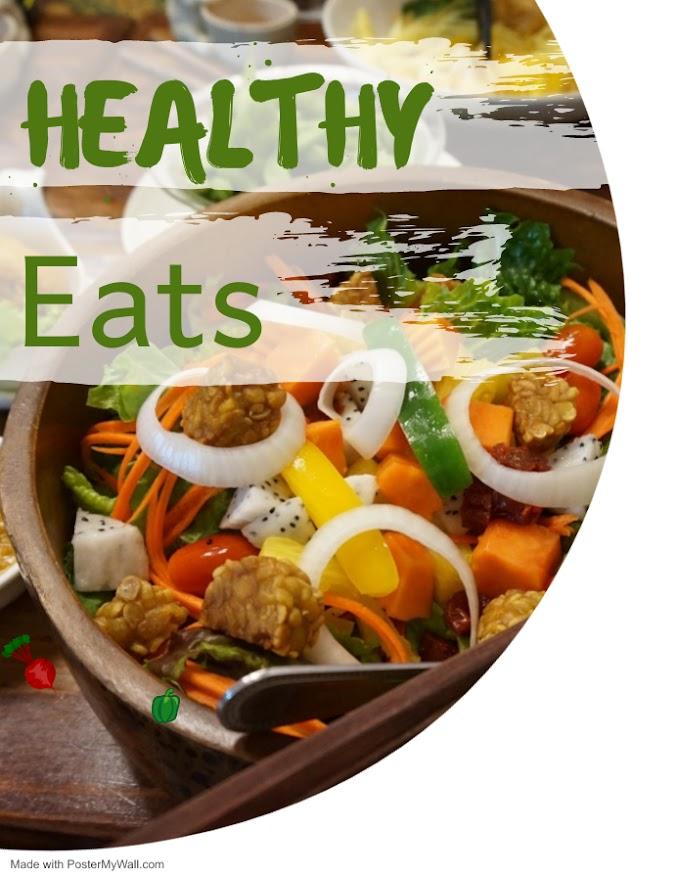 healthy food diet plan for beginners