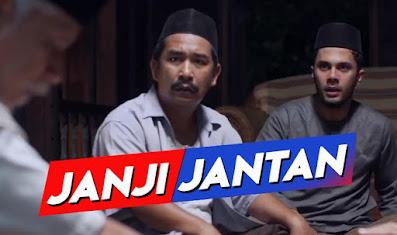 Telefilem Janji Jantan (Astro) 2020