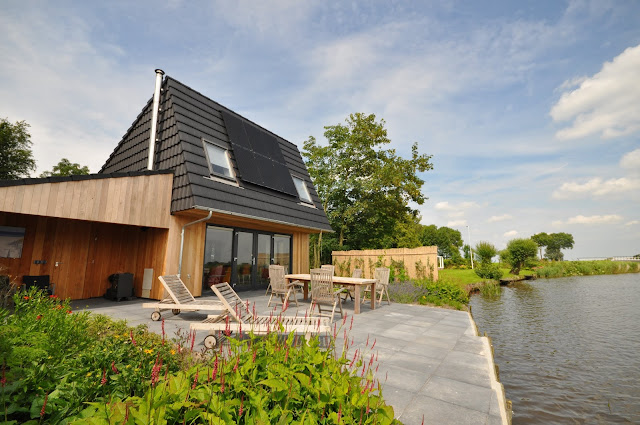 Ferienhaus für Angler
