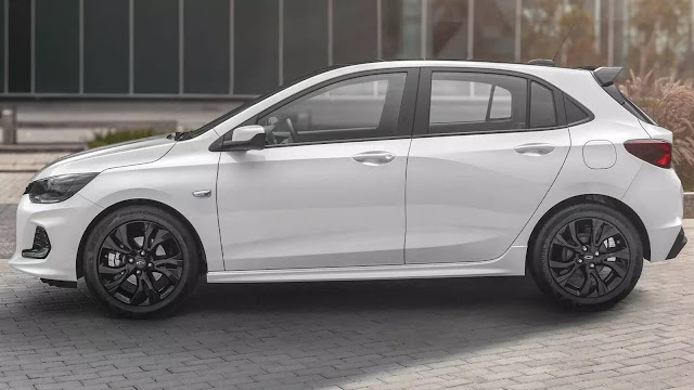 Novo Chevrolet Onix RS
