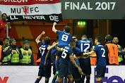 Beat Ajax, MU Europa League Champions 2016/2017