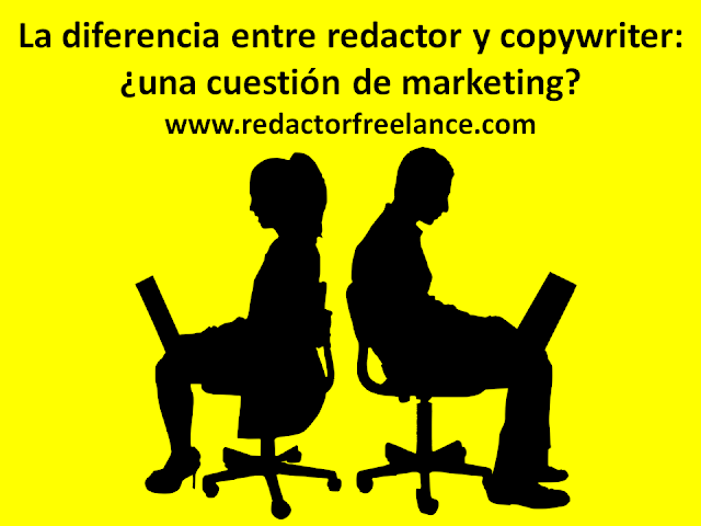 La diferencia entre redactor y copywriter una cuestión de marketing