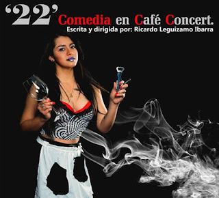 '22' COMEDIA EN CAFE CONCERT (TEATRO) 4