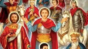 نكشف مفاجاة فى حكاية استشهاد القدسين أليعازر وابناءه السابعة وزوجته سالومي
