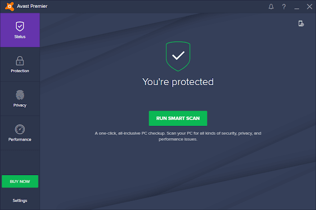 Avast free antivirus for windows10