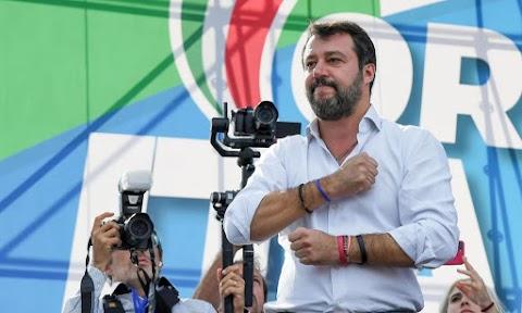 A rettegés foka: az olaszországi Ligások ki akarják csinálni Salvinit