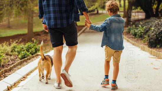 conflitos pela guarda compartilhada visita filhos