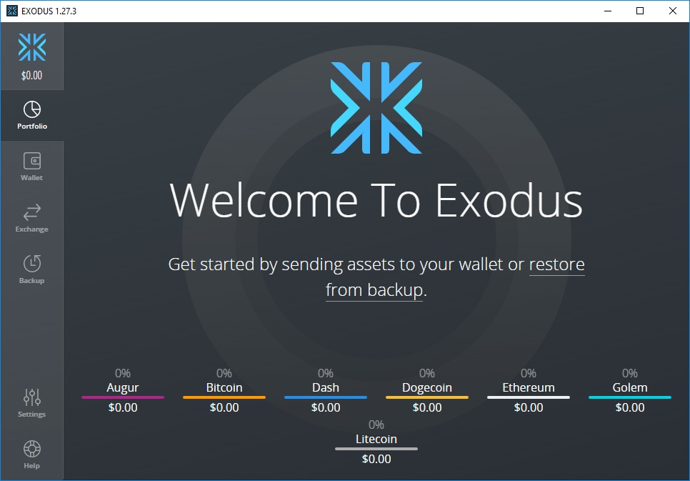 Image result for exodusWallet