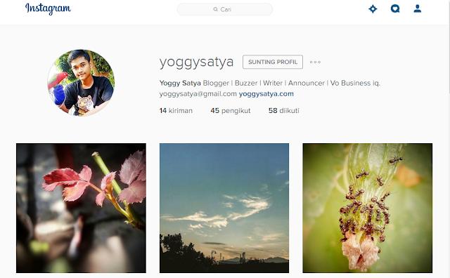 IG : yoggysatya