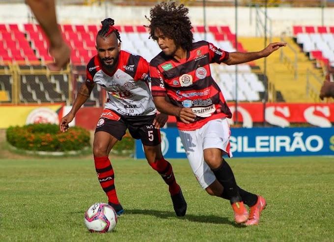 Campinense volta a vencer Guarany-CE e fica a dois jogos do acesso