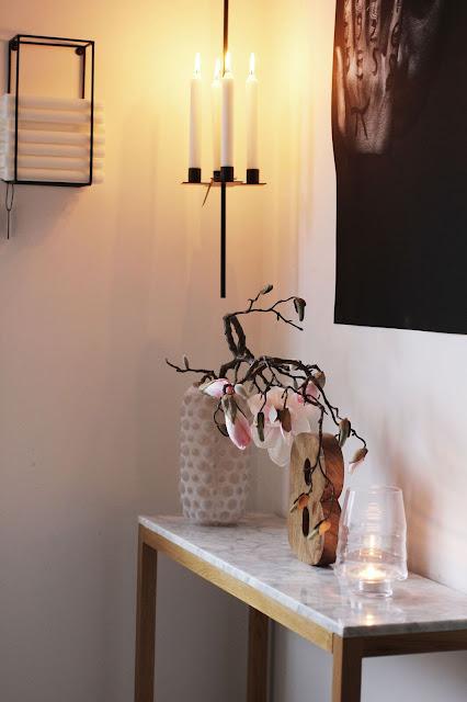 annelies design, webbutik, webbutiker, webshop, nätbutik, candle corss, vas, svartvit, ljusförvaring, long, ljusstake, ljusstakar, kors