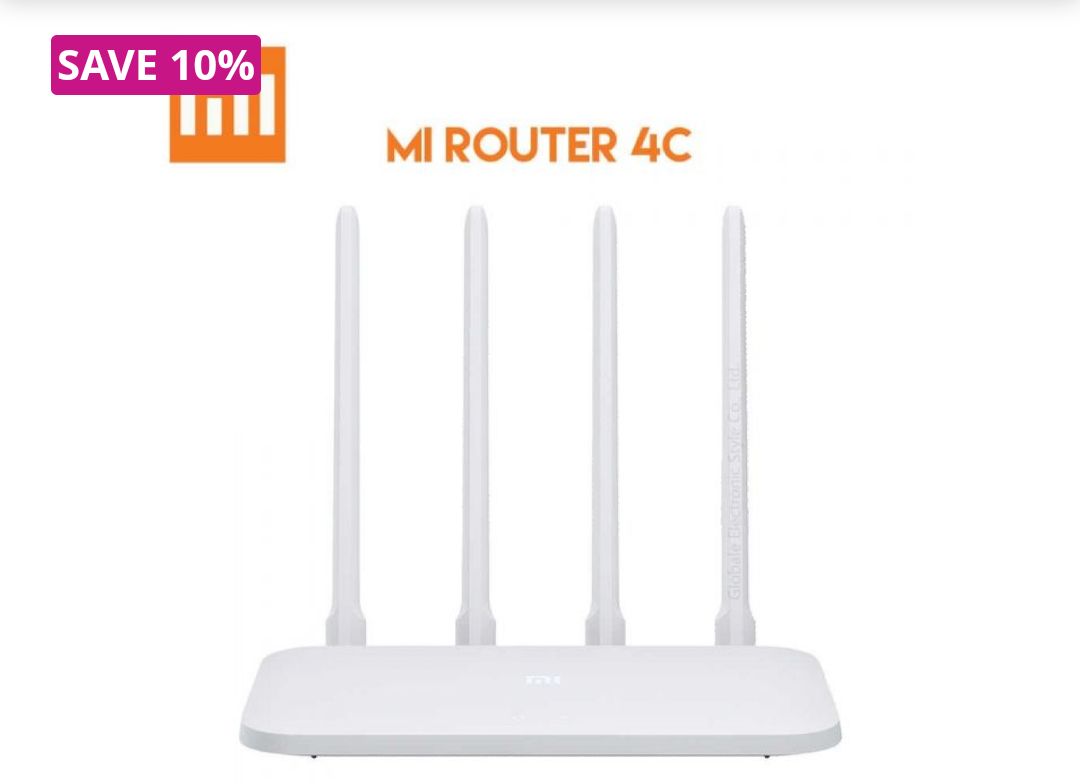 Xiaomi Mi Router 4C Wireless Router 300Mbps Review