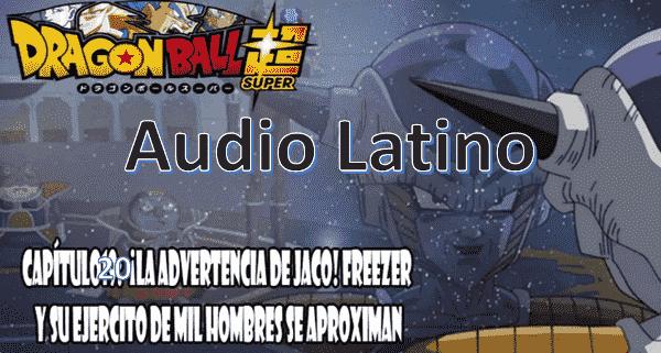 Ver capitulo 21 online gratis en audio latino, Gohan y los demás se encuentran con el ejército de Freezer.