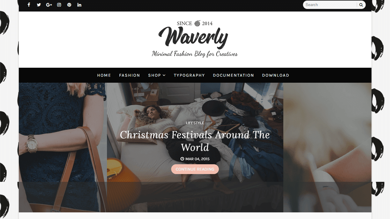 How To Setup Waverly Blogger Template [Way2Themes] - Sora Blogging Tips