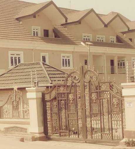 alex badeh mansion abuja
