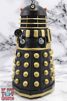 "Custom 'The Curse of Fatal Death"" Black Dalek 03"