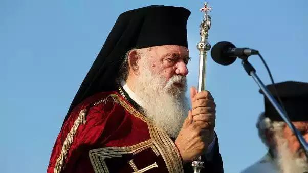 Στο Νοσοκομείο Ευαγγελισμός ο Αρχιεπίσκοπος Ιερώνυμος  από COVID-19-   Για να συγκινήσουν και τους πιστούς