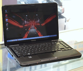 Jual Laptop Toshiba Satellite L645 ( 14-Inch ) Malang