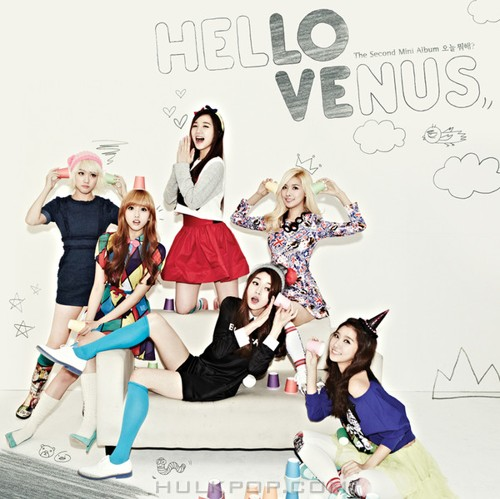 HELLOVENUS – What Are You Doing Today? (FLAC + ITUNES PLUS AAC M4A)