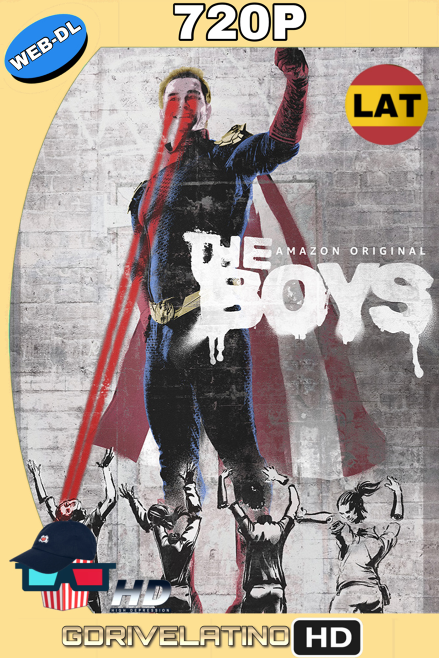 The Boys (2019) Temporada 1 WEB-DL 720p Latino-Ingles MKV