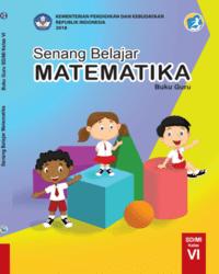 Buku Matematika Guru Kelas 6 k13 2018