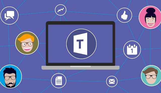 تطبيق Microsoft Teams- تطبيق GoToMeeting - تطبيق Hangout - تطبيق Zoom - تقنيات مساندة للتعليم الإلكتروني نعرض لكم في هذا الموضوع منصات توفر صفوف افتراضية للاجتماع عن بعد - موقع دروس4يو Dros4U