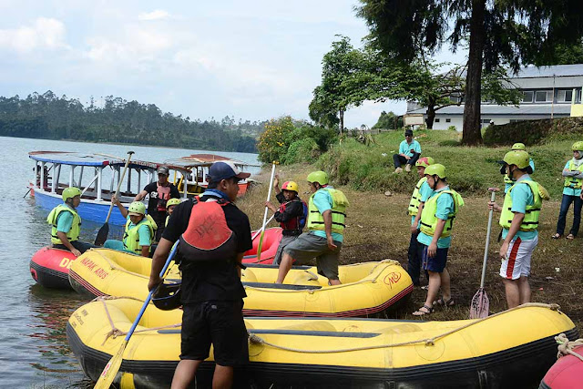 PAKET OUTBOUND DI PANGALENGAN