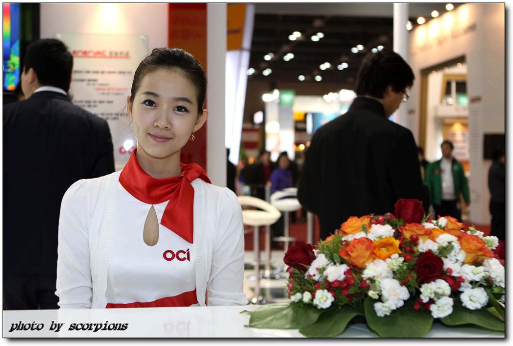 Ahn Ri Na - 2011.02.23 - Kyung Hyang Housing Fair