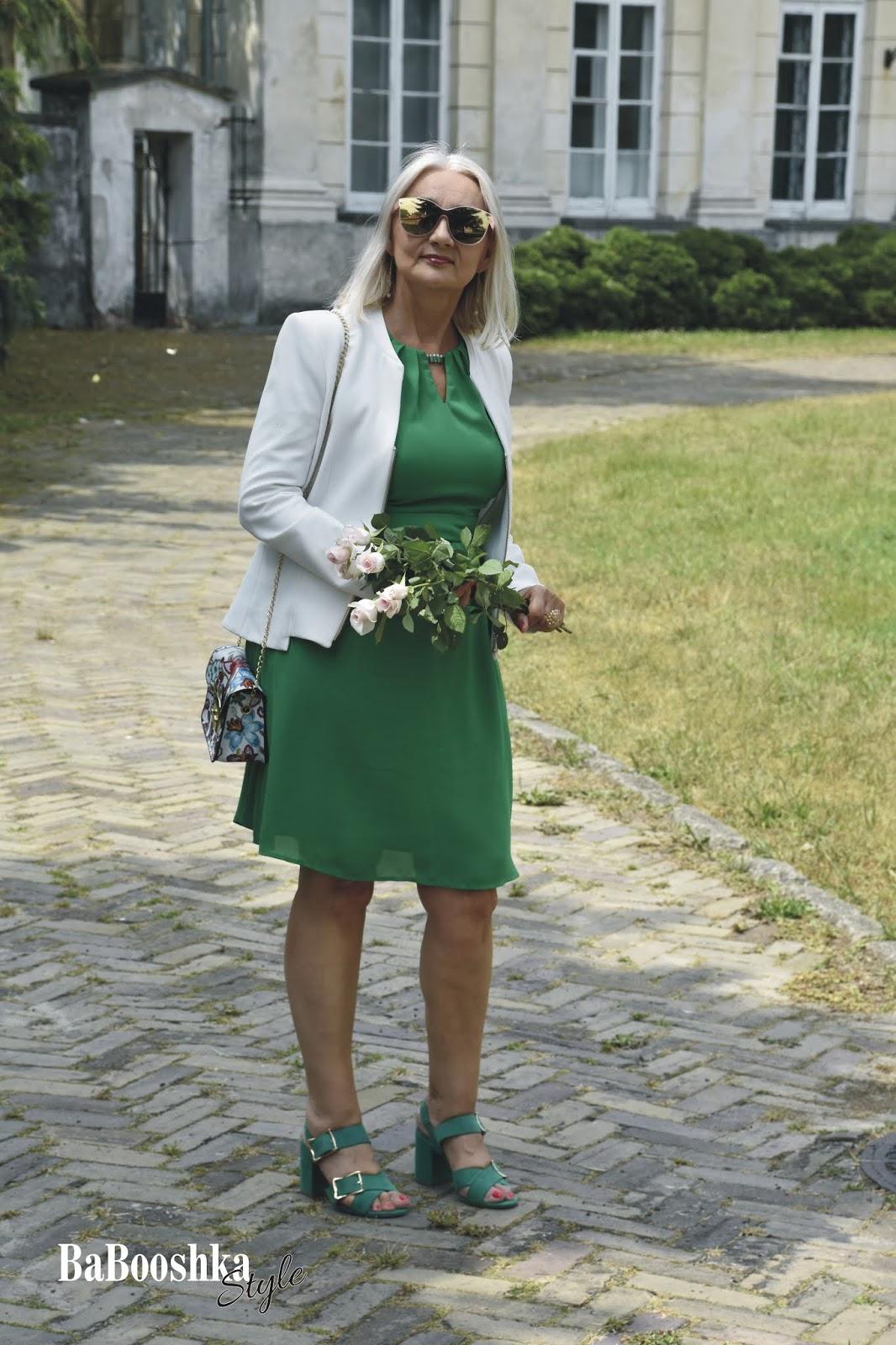 stylizacja na letnie wesele, Orsay, Babooshkastyle, stylistka, kodmody-stylistka, over45plus, over50plus, #fashionblogger50,