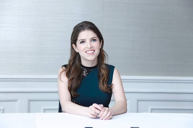HQ Photos of Sexy Anna Kendrick – 'Trolls' press conference at the London Hotel
