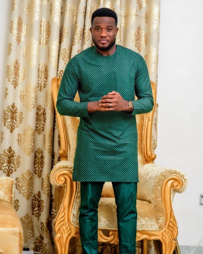 """""""Ever Young Mooma"""" – Reactions as Yoruba Actor,Mustapha Sholagbade shares new photos with His Mother to celebrate her Birthday (Photos)"""