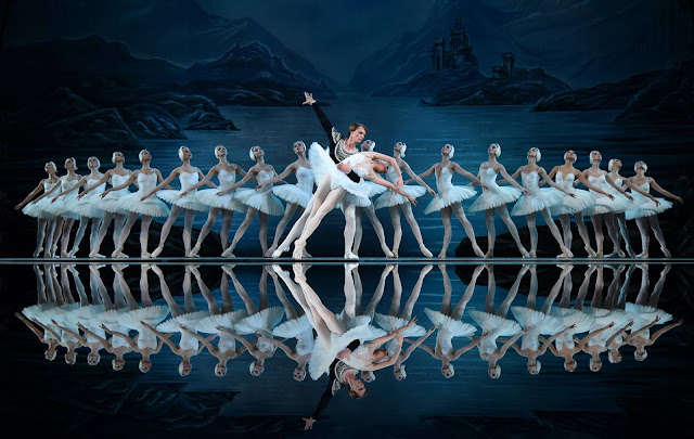 Swan Lake by the National Ballet Theatre of Odessa image courtesy of Paramount Theatre Aurora
