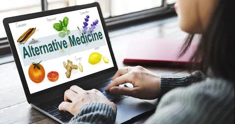 Alternative Medicine Online