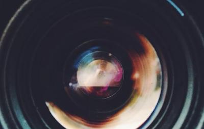 Delene av en kamera linse