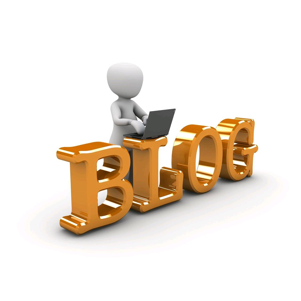 ब्लॉग कसा बनवायचा