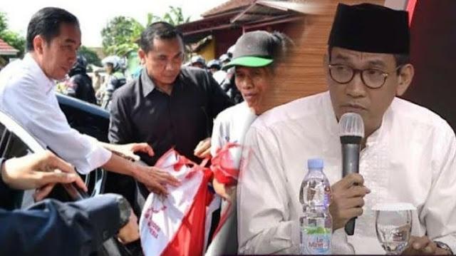 Refly Harun Imbau Jokowi Tak Pencitraan di Tengah Wabah: Tidak Ada Periode Ketiga