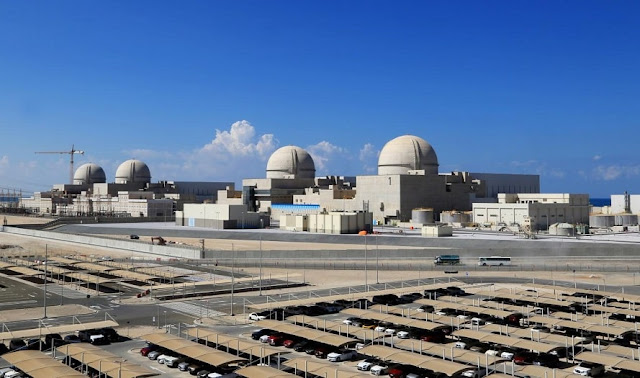 UAE initiates first Nuclear Power Plant in the Arab World