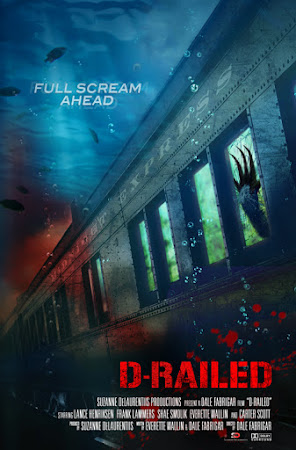 Poster Of D-Railed Full Movie in Hindi HD Free download Watch Online 720P HD