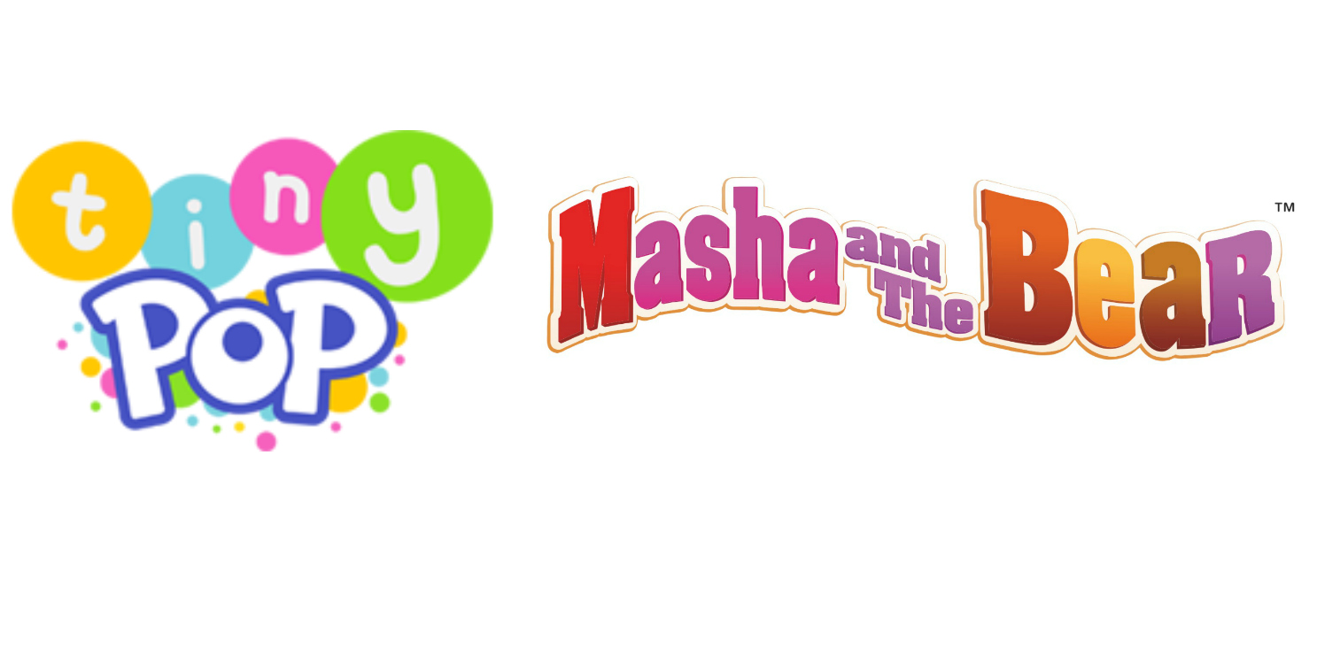 Masha and Bear Masha logo