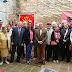 Visita de hermanamiento al Gremio de Hortelanos de Toledo