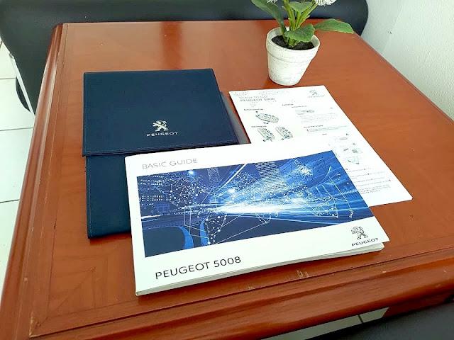 Peugeot Manual Book