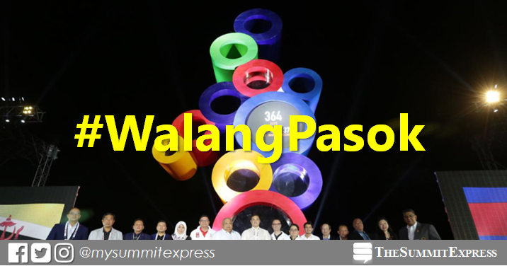 #WalangPasok: Class suspensions for SEA Games 2019