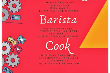 Lowongan Kerja Accounting & Barista Wagoon Coffee & Eatery