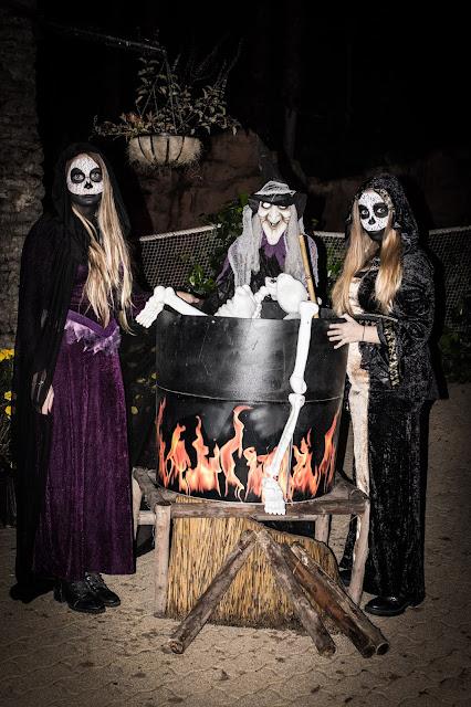 Halloween Mundomar