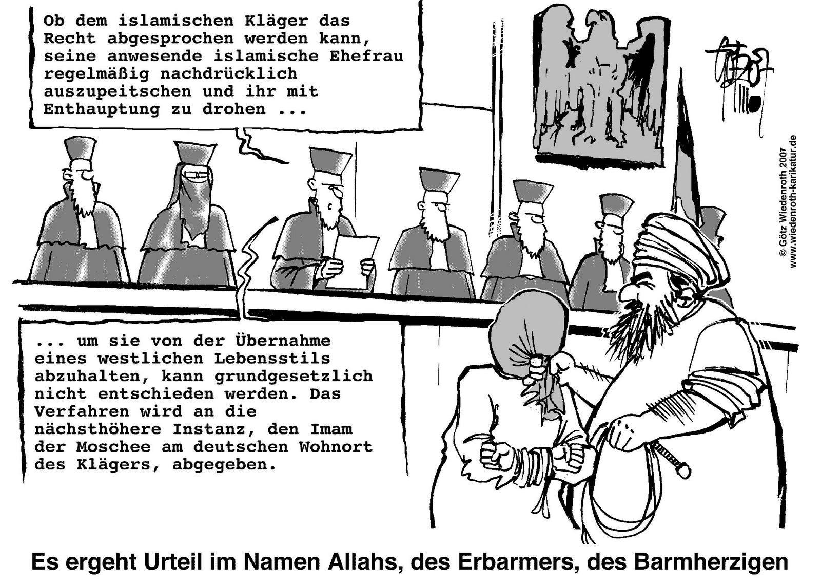 Karikamur Karikatur! Wiedenroth: Kulturelle Bereicherung