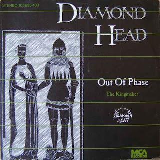 """Το single των Diamond Head """"Out of Phase"""""""