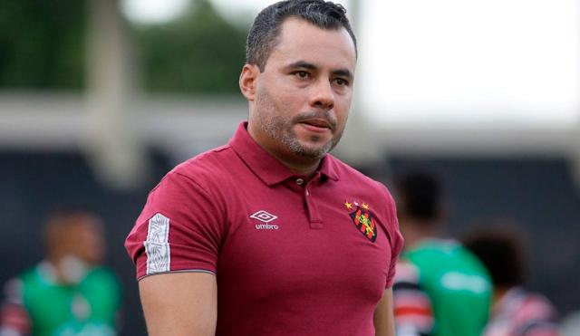Sport demite o técnico Jair Ventura