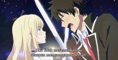 Kishuku Gakkou no Juliet 2018 Episode 1 Subtitle Indonesia
